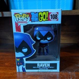 Raven Teen Titans Funko